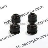 Genuine Engine Valve Stem Oil Seal SET(4) For Hyosung Models