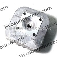 Genuine Cylinder Slant Head Cover Daelim SJ50R SJ50