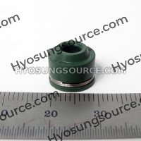 1PCS Genuine Engine Valve Stem Oil Seal For Daelim Models