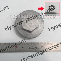 Oil Drain Plug with O-Ring Daelim VL125 VT125 VS125 VJ125