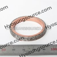 Genuine Exhaust Pipe Header Gasket Hyosung Various Models