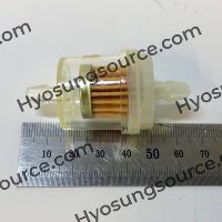Aftermarket Gas Fuel Filter Hyosung & Daelim Various Models