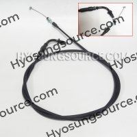 Aftermarket Throttle Cable Daelim SG125 SL125 (History) NS125