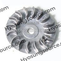 Genuine Clutch Primary Fixed Sheave Daelim SH100 Delfino 100