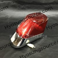 Genuine Rear Tail Light Lamp Assembly Daelim Daystar VL125