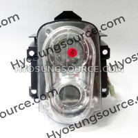 Genuine Head Light Assy Hyosung GT125R GT250R GT650R 2004-2009