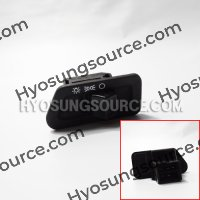 5-Pins Headlight Switch Daelim CA110 SH100 SL125 SG125 NS125
