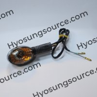 Genuine Front Right Turn Signal Clear Hyosung GT250R - GT650R