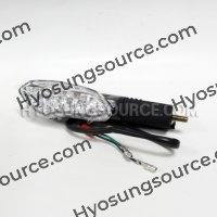 Genuine Front Right Turn Signal LED Type Hyosung GD250N GD250R