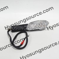 Genuine Front Left Turn Signal LED Type Hyosung GD250N GD250R