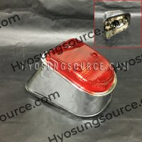 Genuine Rear Tail Light Lamp Assembly Hyosung GV250 Aquila 250