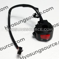 Genuine Right Handle Bar Control Switch Hyosung GT250R