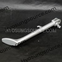 Genuine Side Kick Stand Silver Hyosung GT650 GT650R