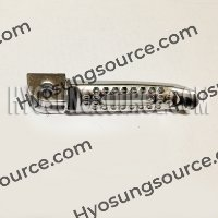 Genuine Rear Right Passenger Footrest Hyosung Comet Models 2013
