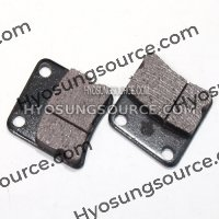 Genuine Brake Pad Set Daelim SJ50 SE50 SE50C SH100