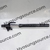 Genuine Front Fork Suspension Left All Black Hyosung GD250 GD250