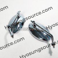 Genuine Side Rearview Mirrors Hyosung GV125 GV250
