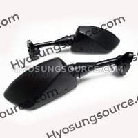 Genuine Side Rearview Mirrors Hyosung GT125R GT250R GT650R