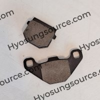Aftermarket Front Brake Pad Set Hyosung SF50 SF50B SD50 SB50ZR