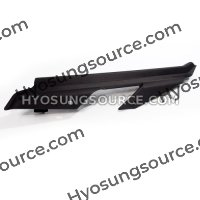 Genuine Chain Guard Cover Shield Hyosung All Comet Models