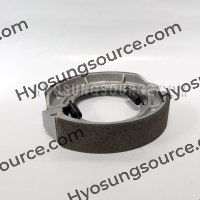 Hi-Tec Rear Brake Drum Shoes Hyosung GV250