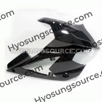 Black Right Upper Cowling Fairing Hyosung GT250R GT650R