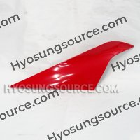Genuine Upper Fairing Right Infill Red 2013~ GT250R GT650R