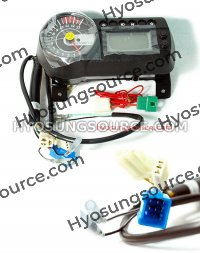 OEM Speedometer Instrument (LCD) Hyosung GT650R (2009 and up)