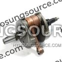 Engine Crankshaft Connecting Rods Hyosung GT650 GT650R GV650