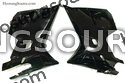 Genuine Left & Right Lower Fairings (Black) GT250R GT650R