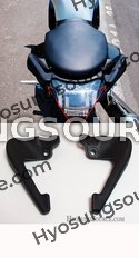 Passenger Pillion Grab Bar Set Hyosung GT250R GT650R EFI models