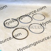 Genuine Engine Piston Rings Set Daelim CA110 Citi Ace 110