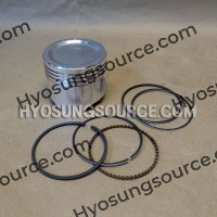 Genuine Engine Piston Set Daelim CA110 Citi Ace 110