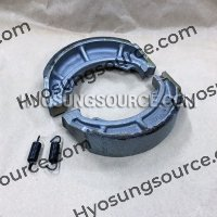 Genuine Rear Drum Brake Shoes Hyosung GV125 RT125 RX125 FX110