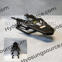 Aftermarket Luggage Carrier Rack Hyosung GD250N