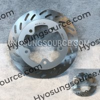 Aftermarket Front Brake Disc Disk Rotor For SYM RV/GTS/JOYRIDE 2