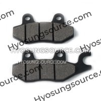 Genuine Rear Brake Pad Set S2 250 VJ125 VJF125 VL125 VL250
