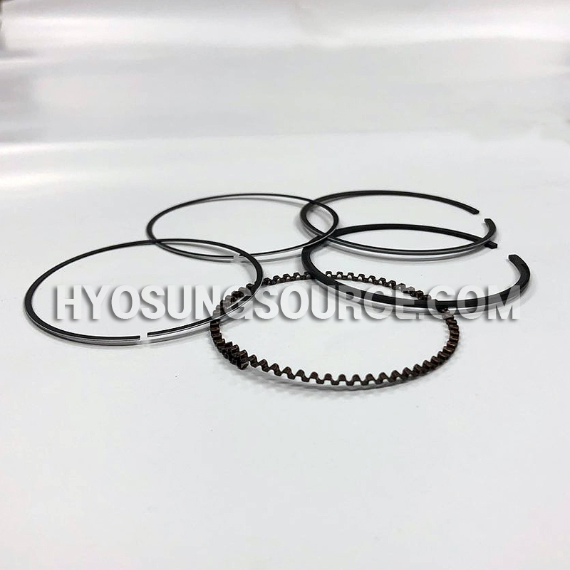 Genuine Engine Piston Rings Set Daelim S3 125 VJF125 QL125 XQ125