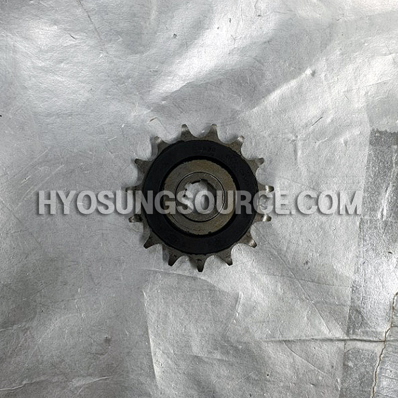 Genuine Front Sprocket 15T Hyosung GD250