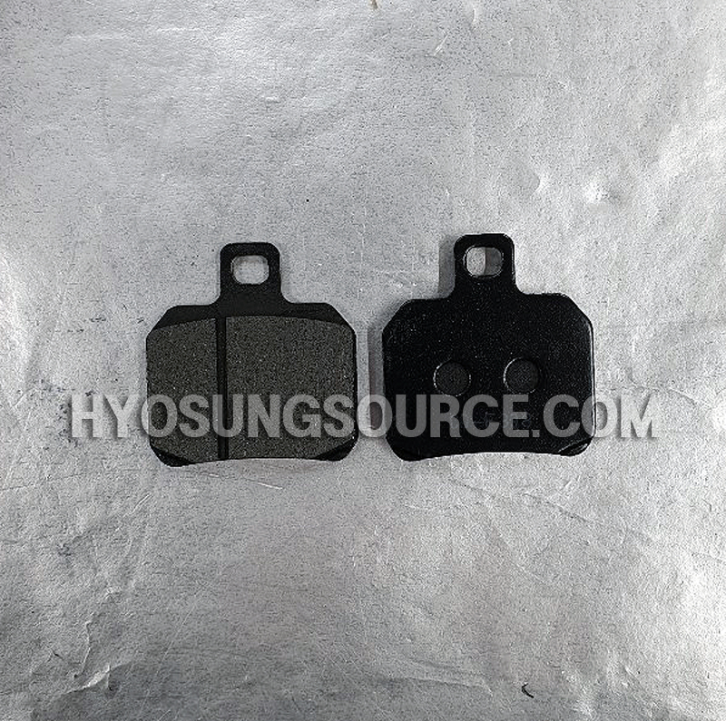 Genuine Rear Brake Pad Set Type 1 Daelim Dart 125