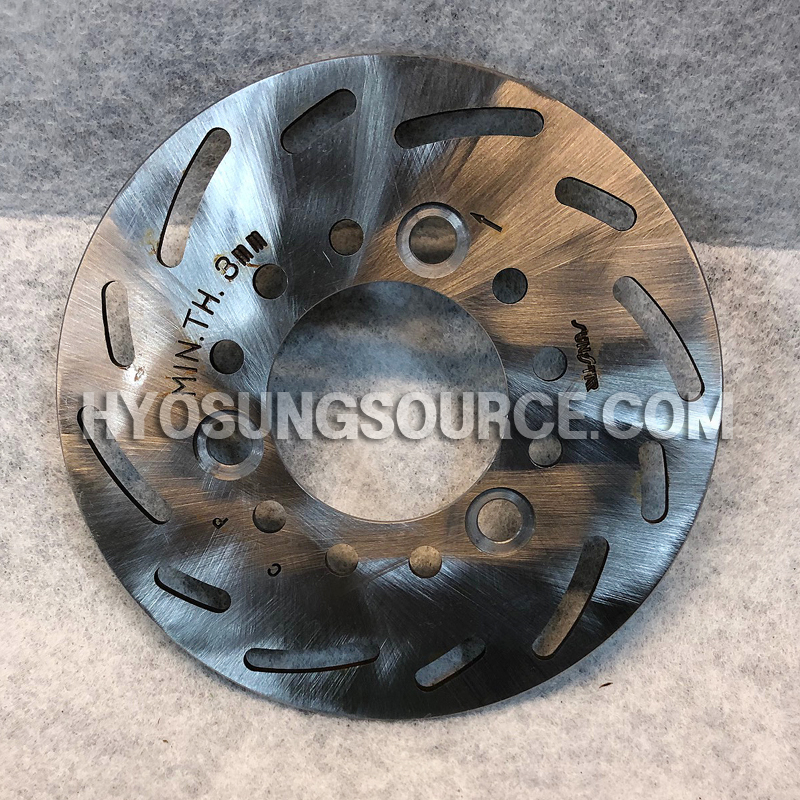 Genuine Front Right Brake Disc Disk Rotor For SYM Mio 50