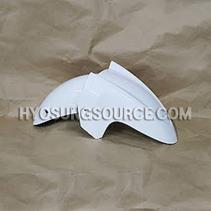 Genuine Front Fender White Daelim Otello 125 S1 125