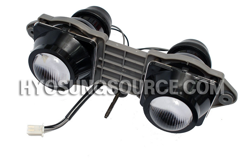 Aftermarket Head Lamp Assy Daelim SF50 Prima 50