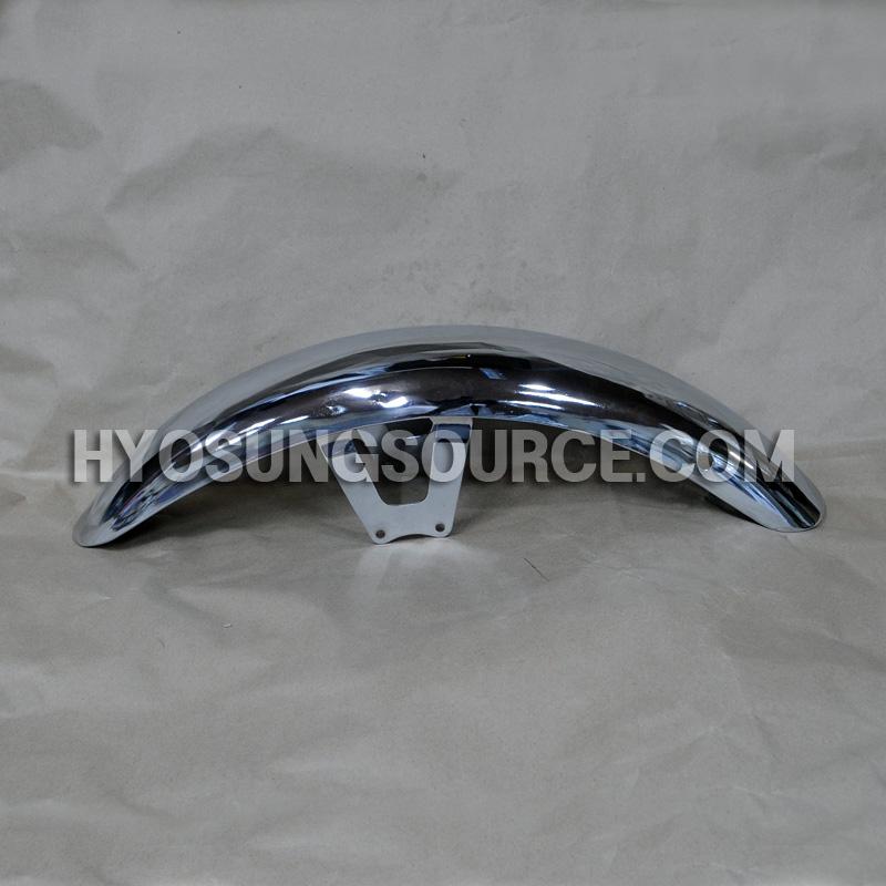 Aftermarket Front Fender Chrome Daelim VS125 VM125 [61100