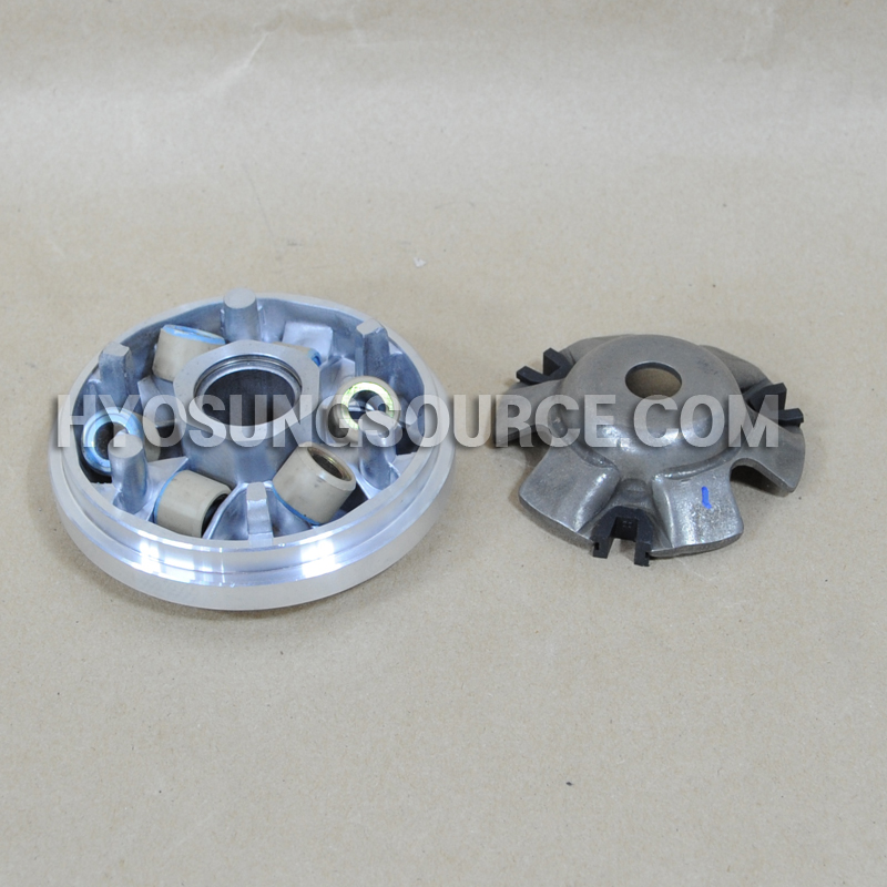 Aftermarket Moveable Face Drive Assembly Daelim SU125 SC125