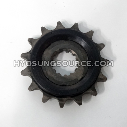 Genuine Front Sprocket Hyosung GT650 GT650R
