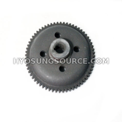 Genuine Engine Starter Clutch Gear Daelim SH100 (New Type)