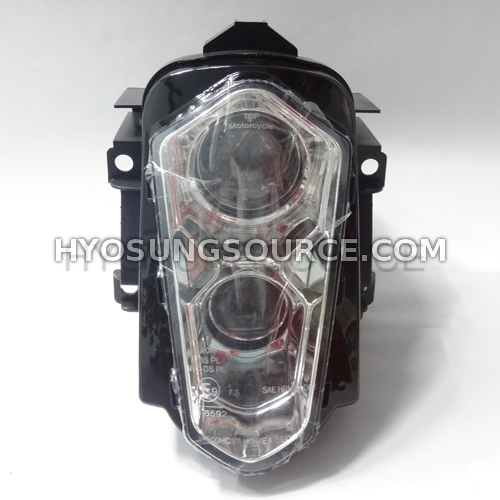 Genuine Head Light Assy Hyosung GT250RC GT650RC 2013-2015