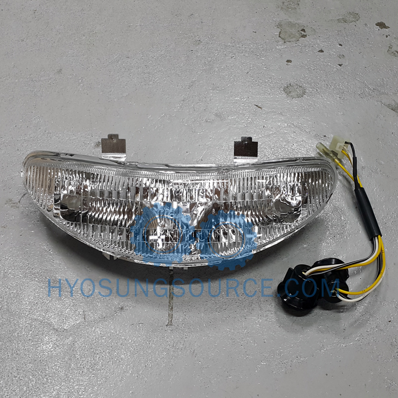 Aftermarket Head Lamp Light Lamp Assy Hyosung EZ100