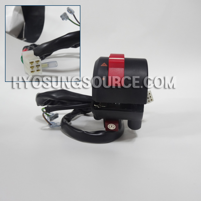 Genuine Right Handle Bar Control Switch Daelim S2 125 250 SQ 250